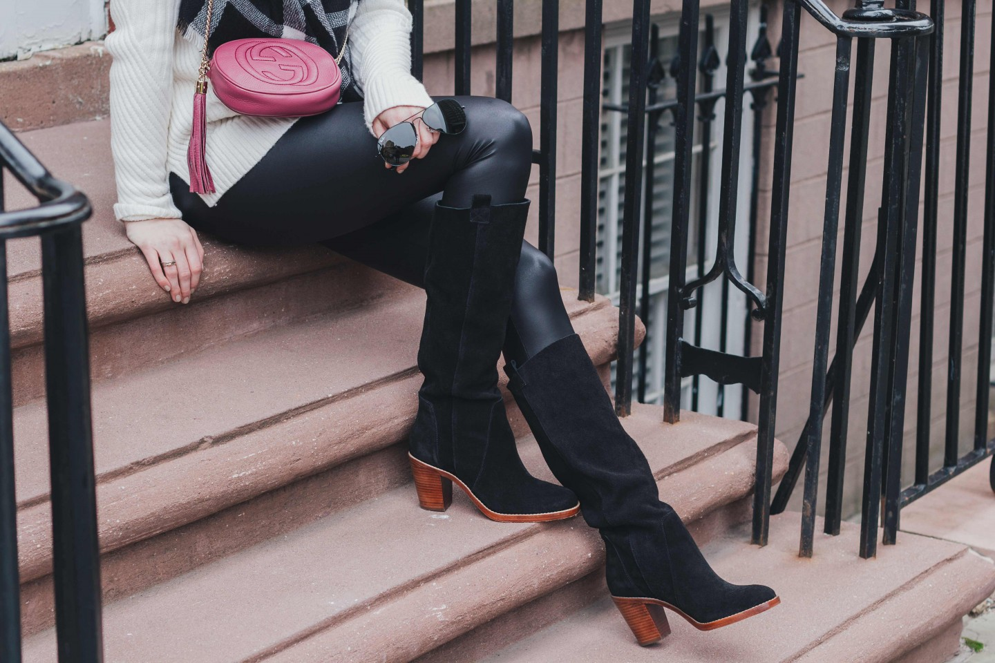 Lifestyle blogger Mollie Sheperdson shares her favorite shoes from the latest Matt Bernson collection