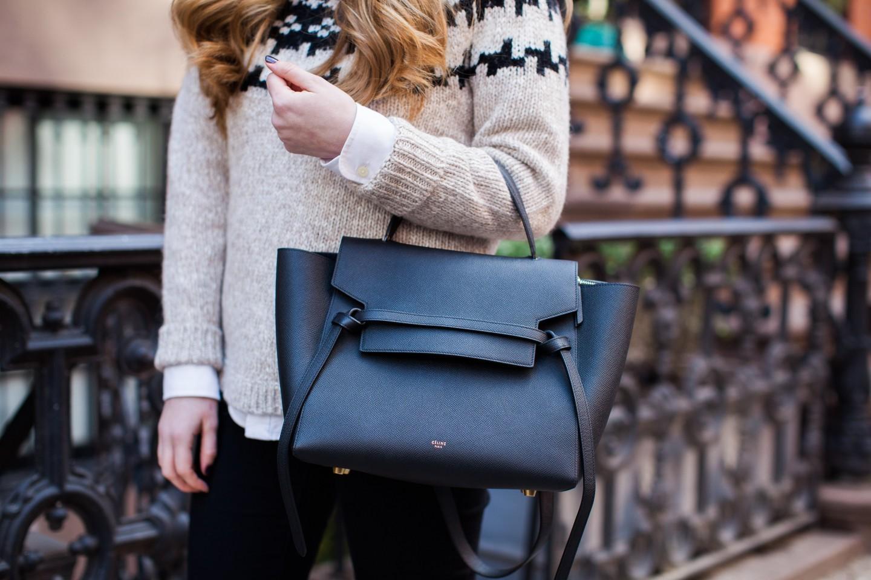 Lifestyle blogger Mollie Sheperdson shares her new Prada glasses