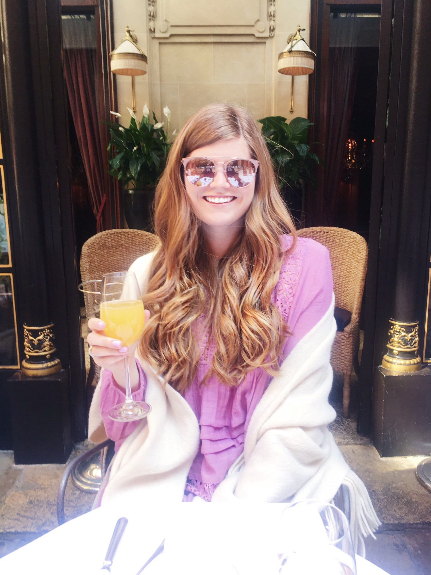 Lifestyle blogger Mollie Sheperdson shares her Travel Guide to 24 Hours in Paris