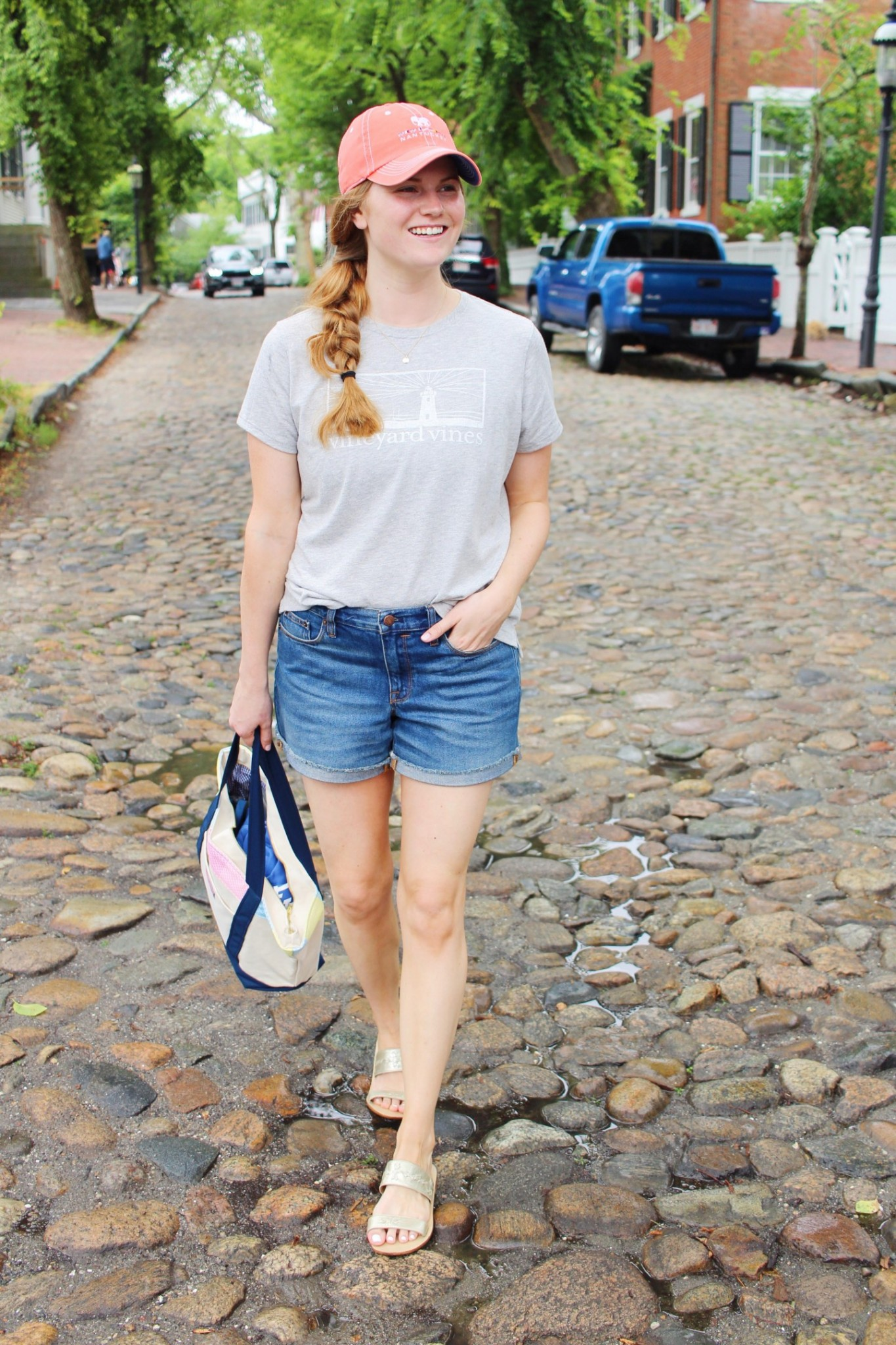 Popular London Lifestyle blogger Mollie Moore shares 12 things to do in Nantucket