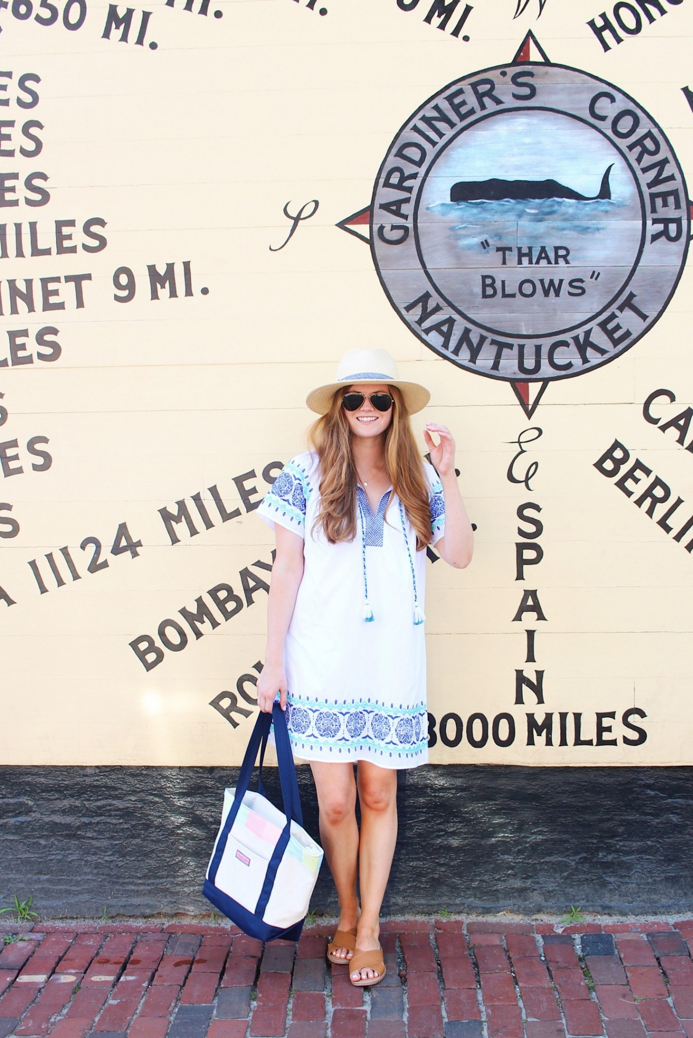 Lifestyle blogger Mollie Moore shares 12 things to while visiting Nantucket