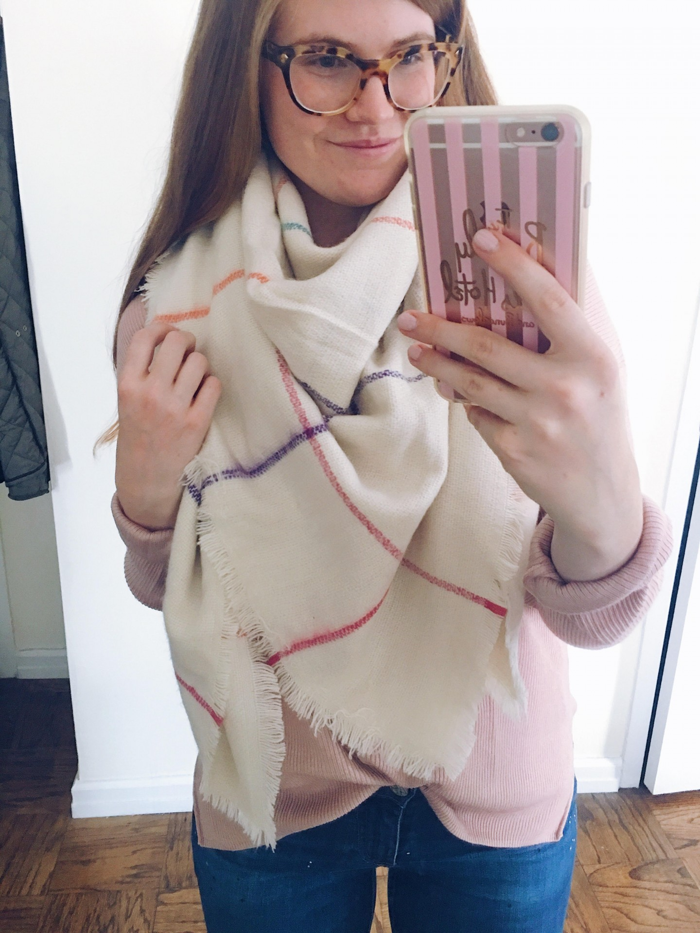 Lifestyle blogger Mollie Moore shares her first Nordstrom Anniversary Sale haul