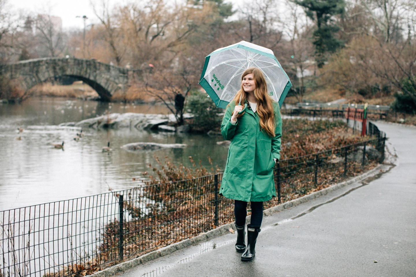 Lifestyle blogger Mollie Moore shares the new Weather Comfort Collection from Barbour