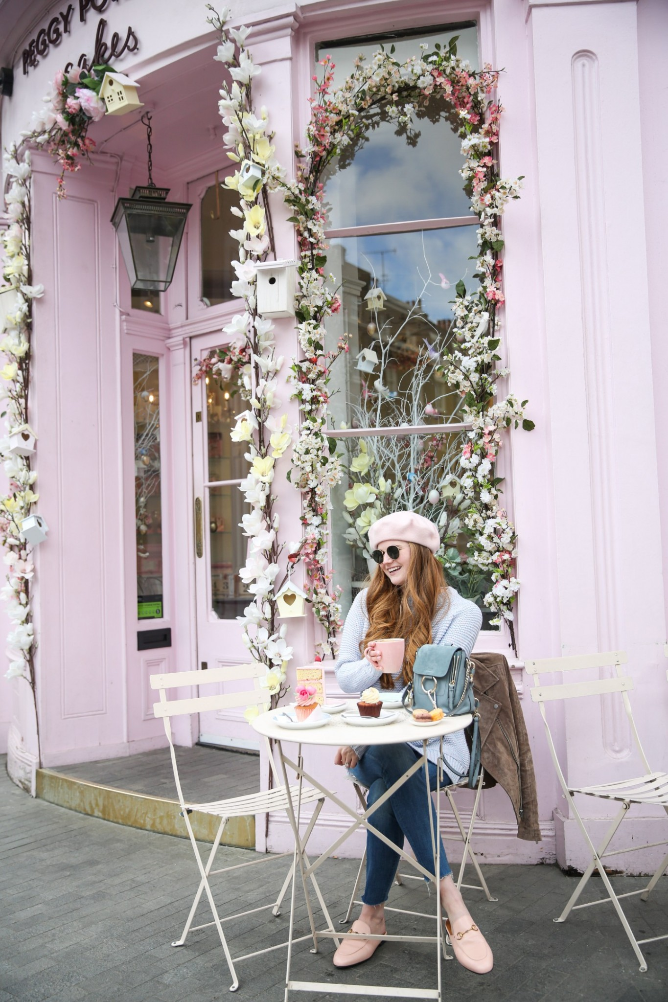 Lifestyle blogger Mollie Moore shares the top 5 most Instagram-worthy cafes in London
