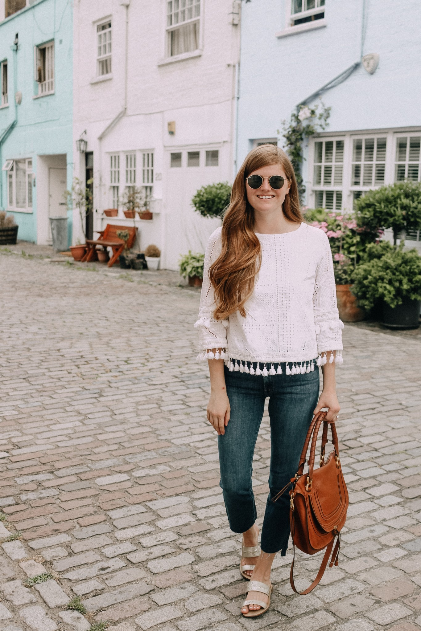 Lifestyle blogger Mollie Moore shares what it's like to be a London blogger