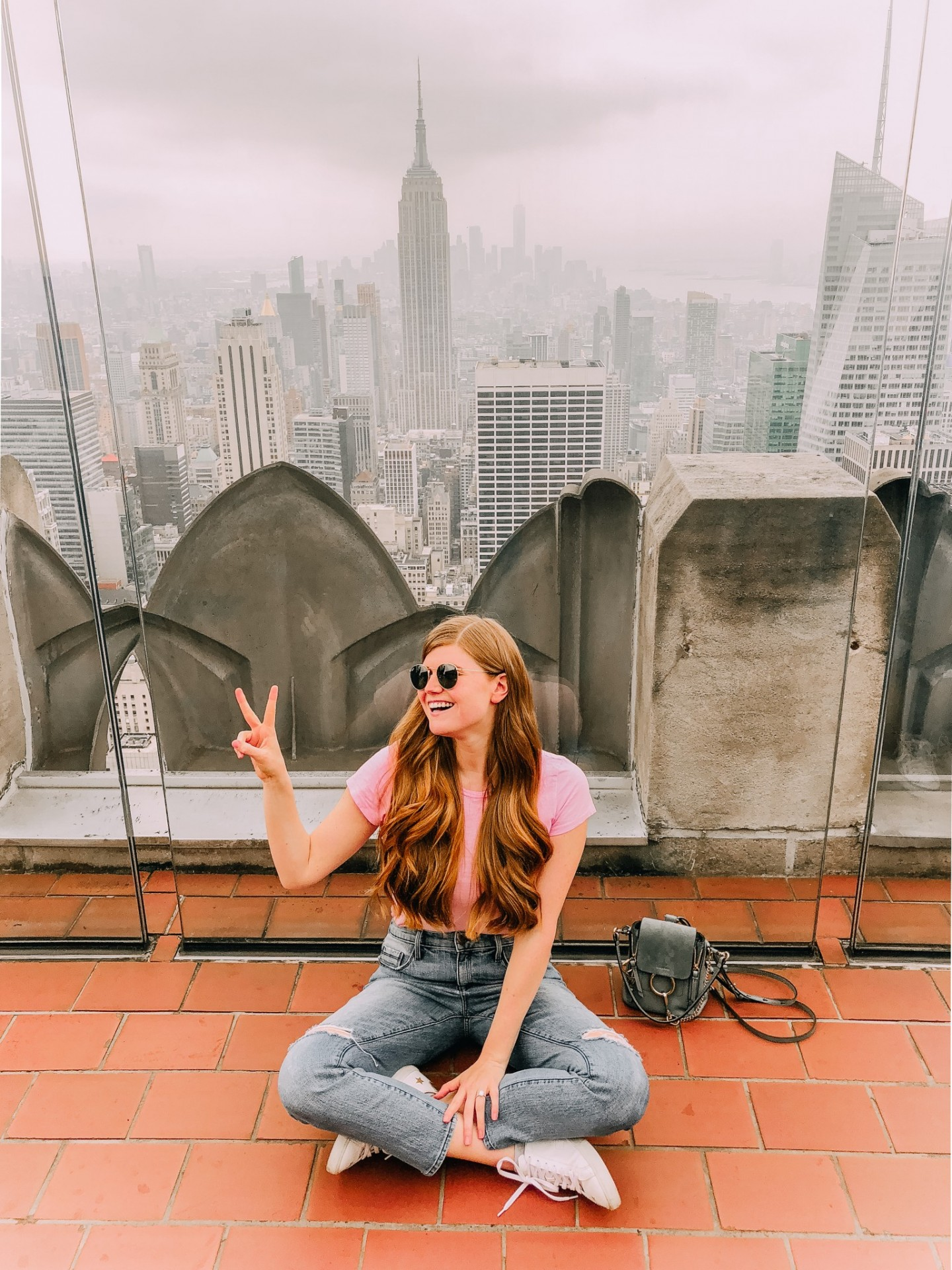 Popular London Lifestyle blogger Mollie Moore shares what she miss the most about America in her American Expat series