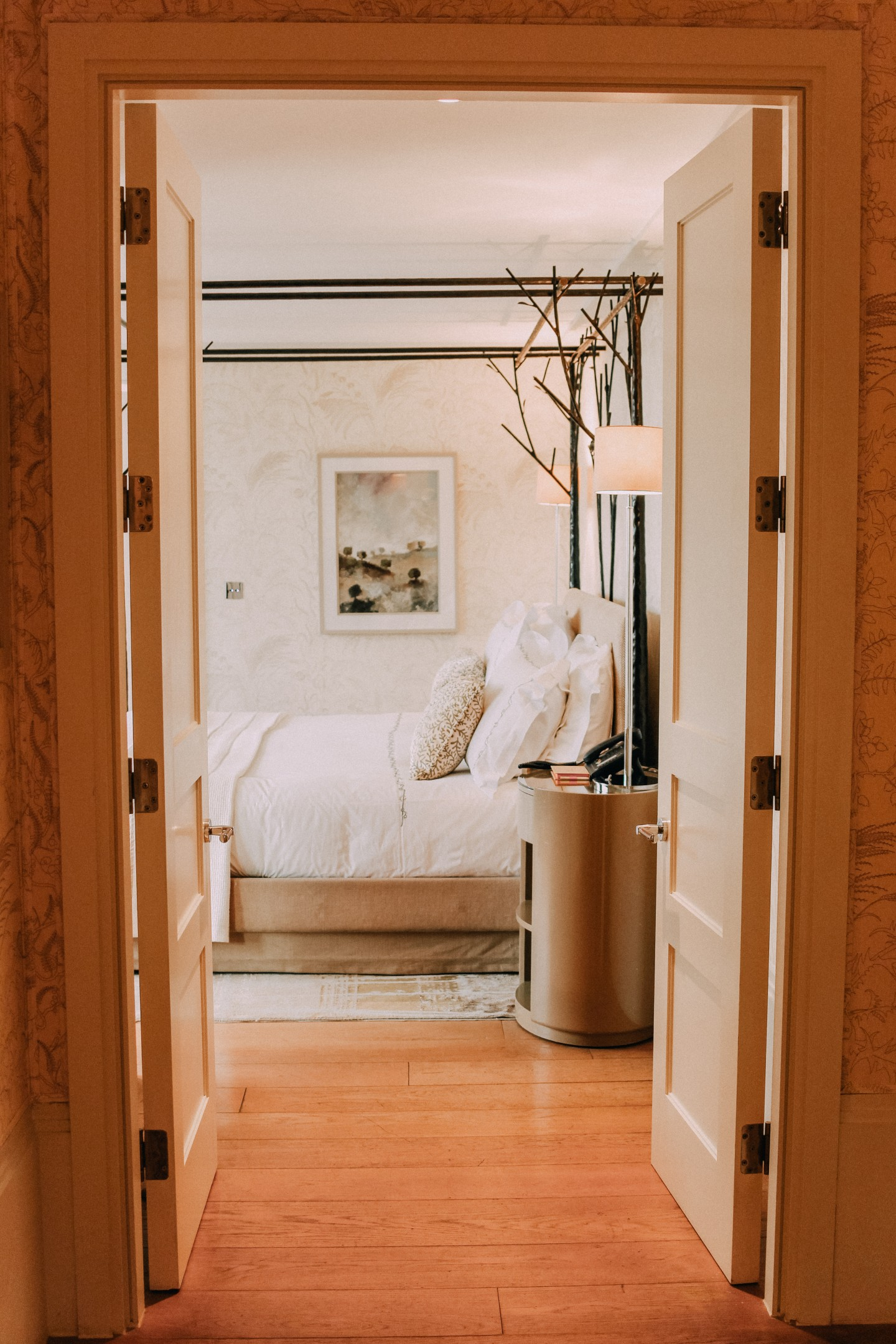 luxury hotel just outside of London | Travel | Escaping the City at Coworth Park featured by top London travel blogger Mollie Moore