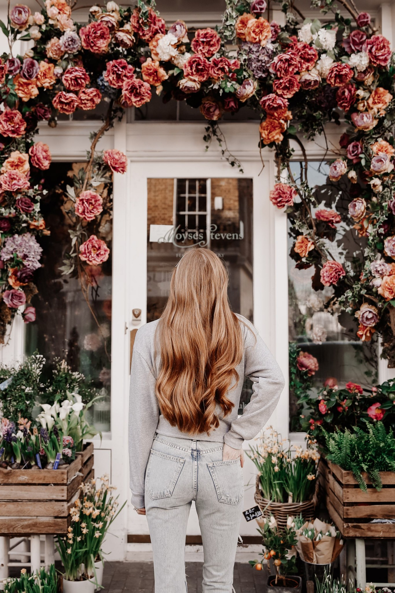 Mollie Moore is a London based fashion and lifestyle blog