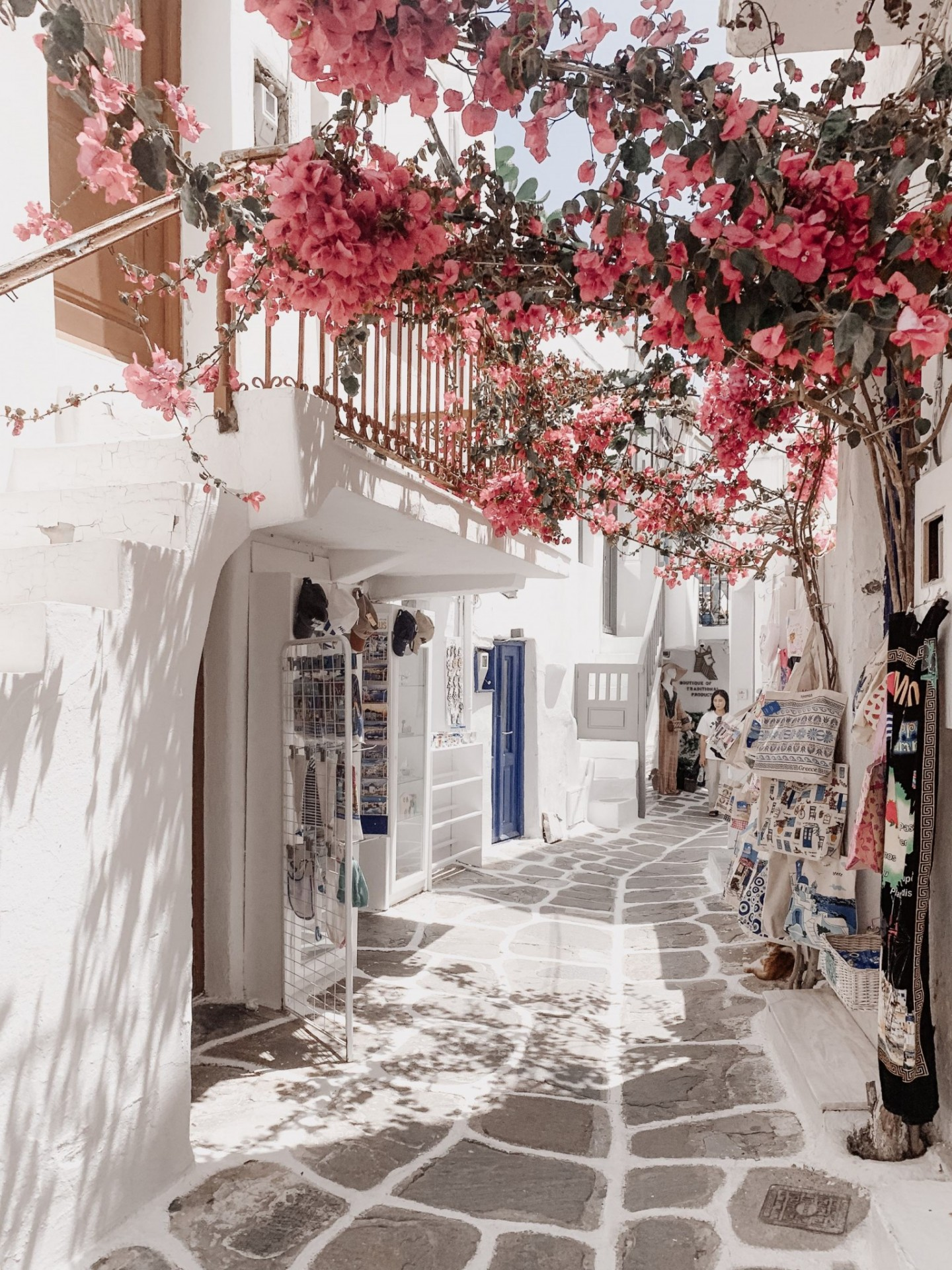 Mykonos Travel Guide featured by top London travel blogger Mollie Moore.