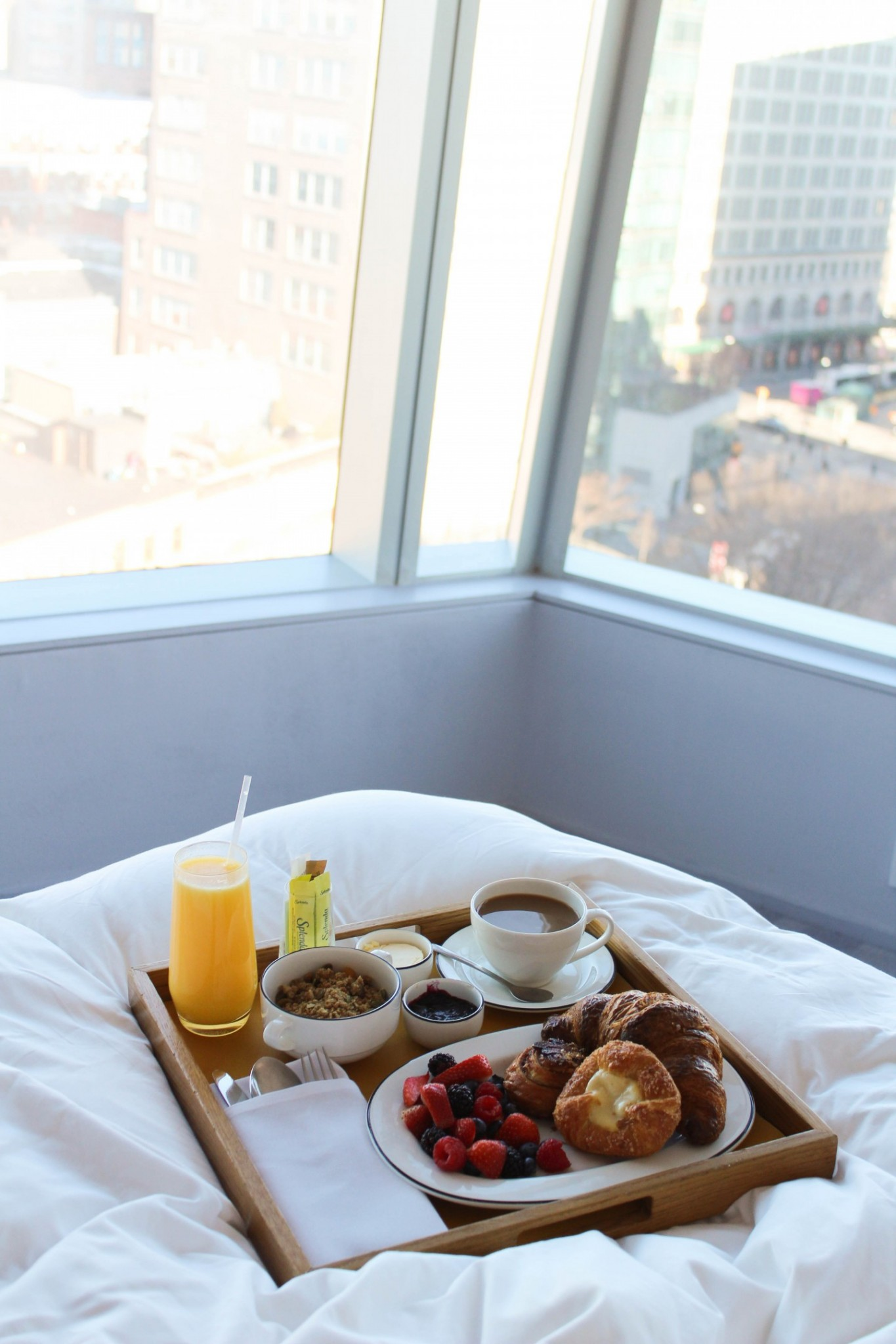 Lifestyle blogger Mollie Sheperdson reviews her stay at The Standard East Village