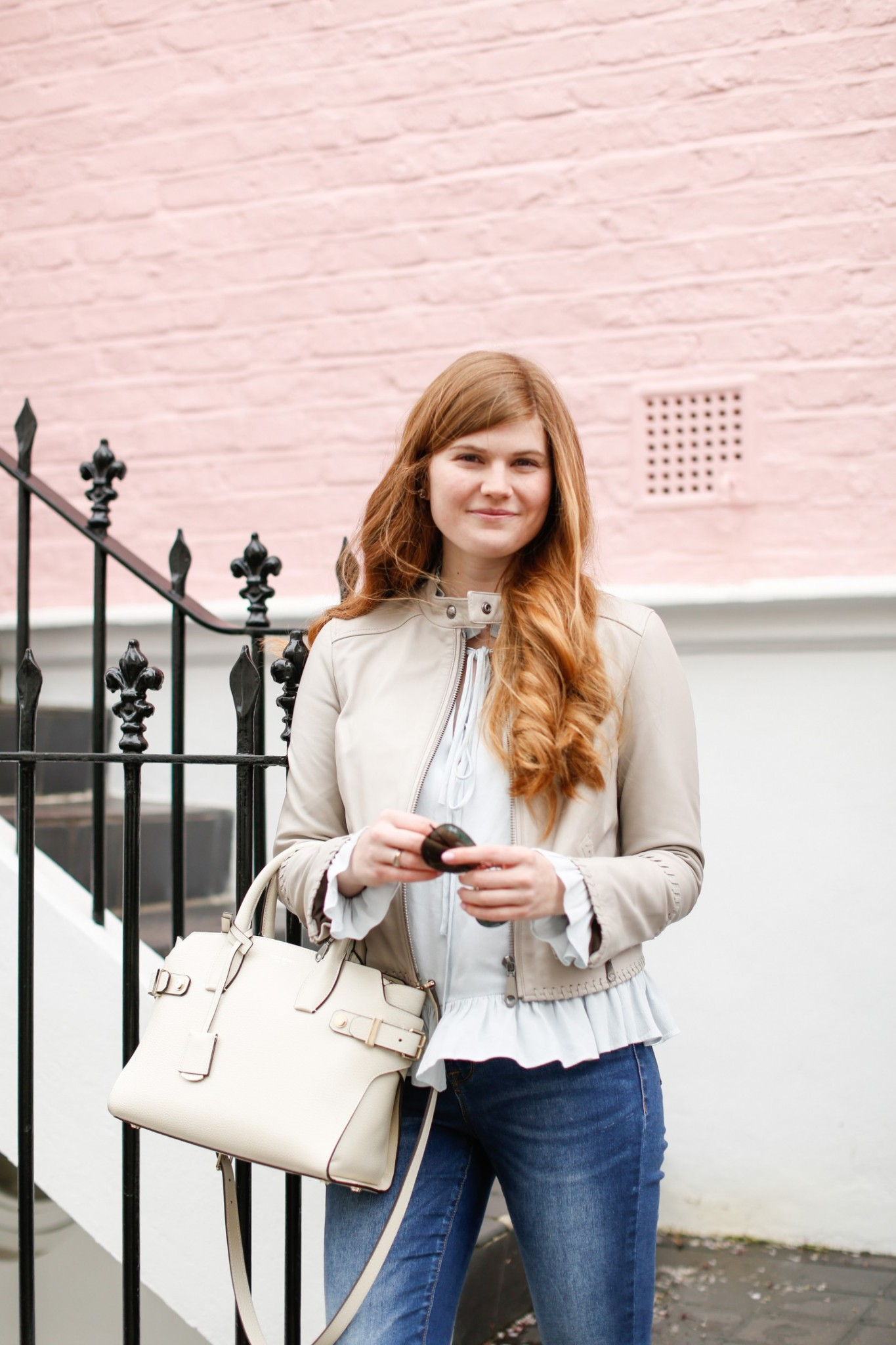 Lifestyle blogger Mollie Sheperdson explores Notting Hill in London