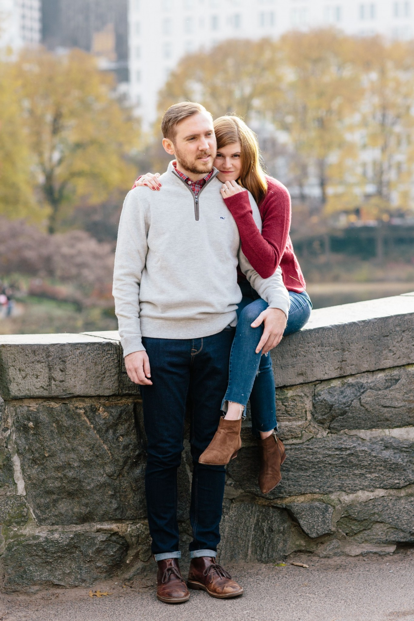Popular London Lifestyle blogger, Mollie Moore, shares her engagement story