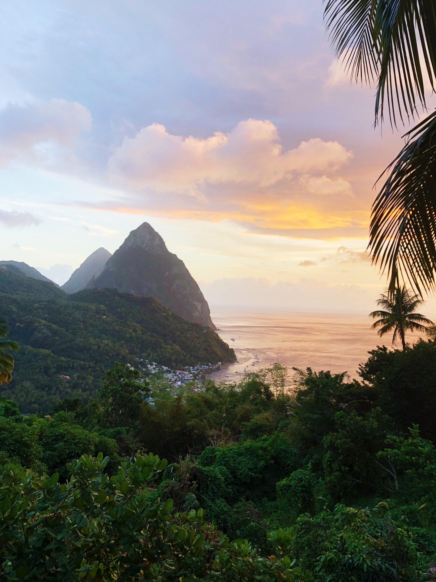 Popular London travel blogger, Mollie Moore, shares the best things to do in St Lucia