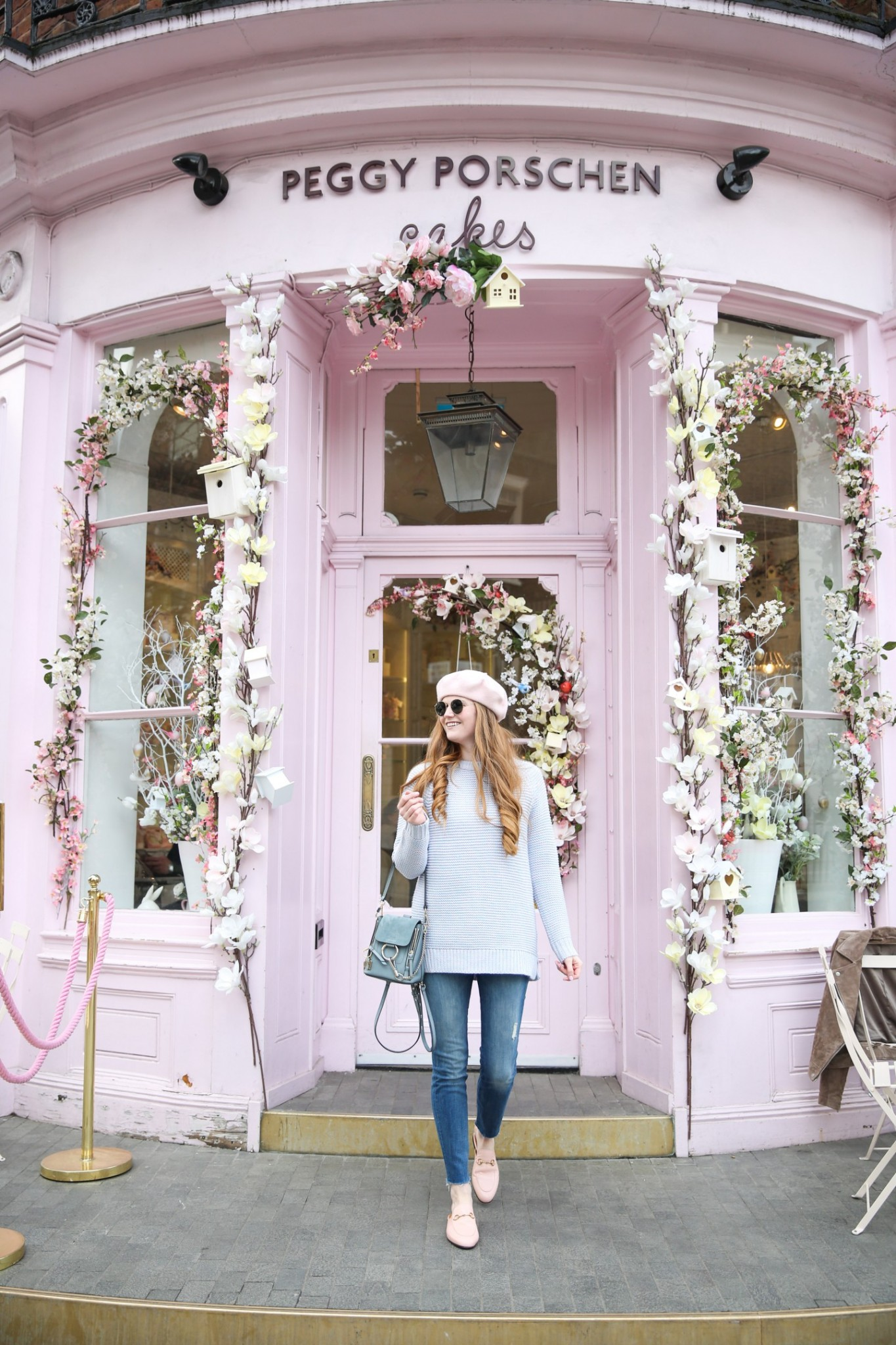 Lifestyle blogger Mollie Moore shares the top 5 most Instagram-worthy cafes in London | The Best Instagram Cafes in London featured by top London blogger, Mollie Moore