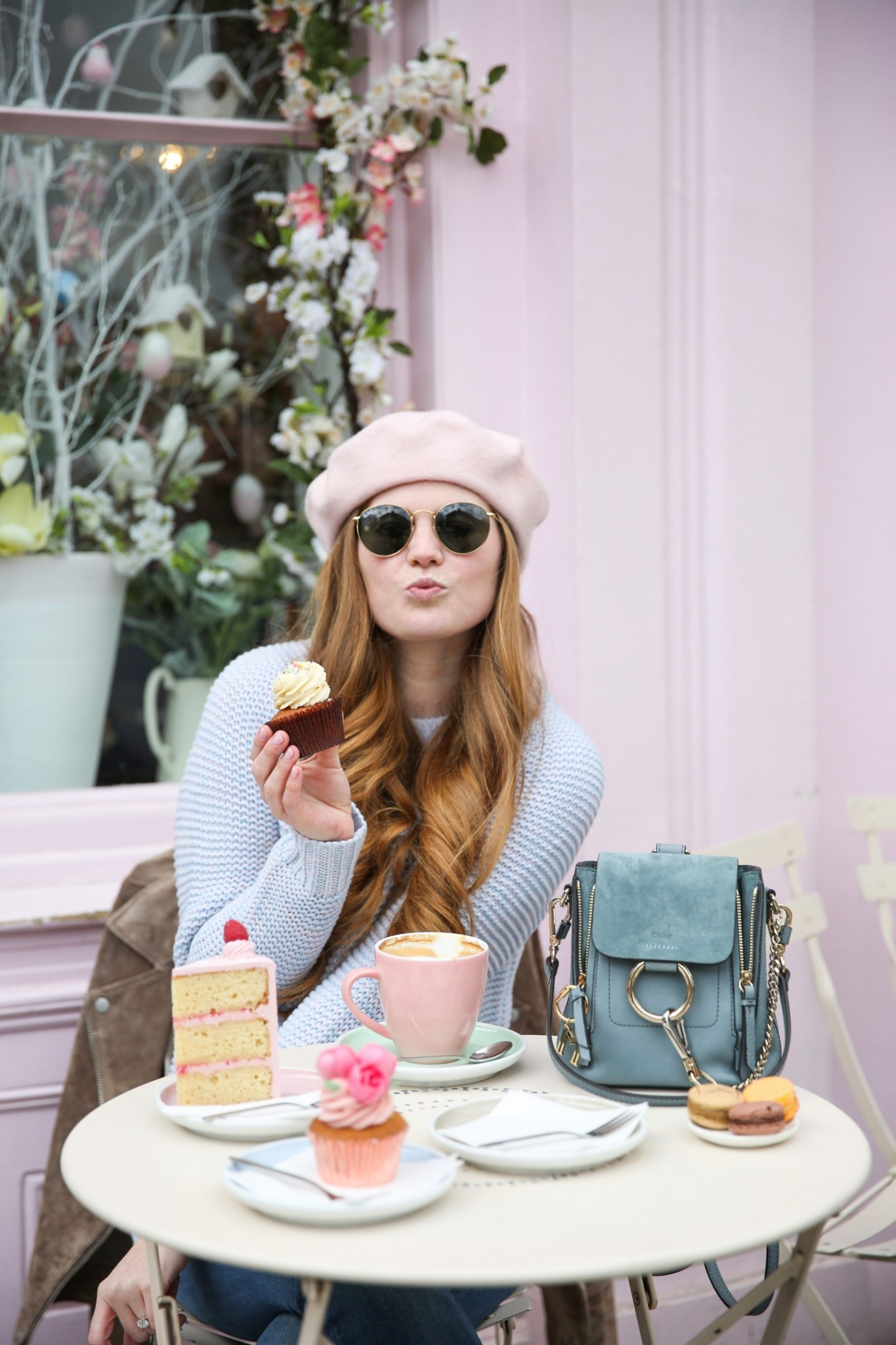 Lifestyle blogger Mollie Moore shares the top 5 most Instagram-worthy cafes in London   The Best Instagram Cafes in London featured by top London blogger, Mollie Moore