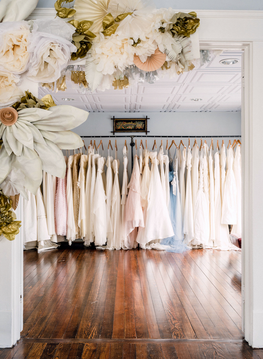 Lifestyle blogger Mollie Moore shares wedding dress try on tips | Tips on How to Choose a Wedding Dress featured by top London fashion blog, Mollie Moore