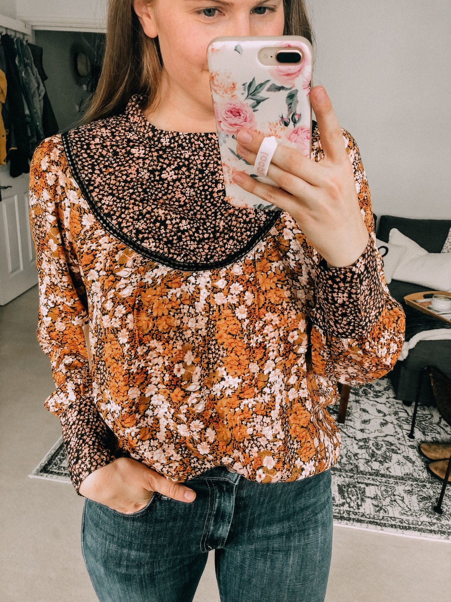Lifestyle blogger Mollie Moore shares a Nordstrom Anniversary Sale try on haul