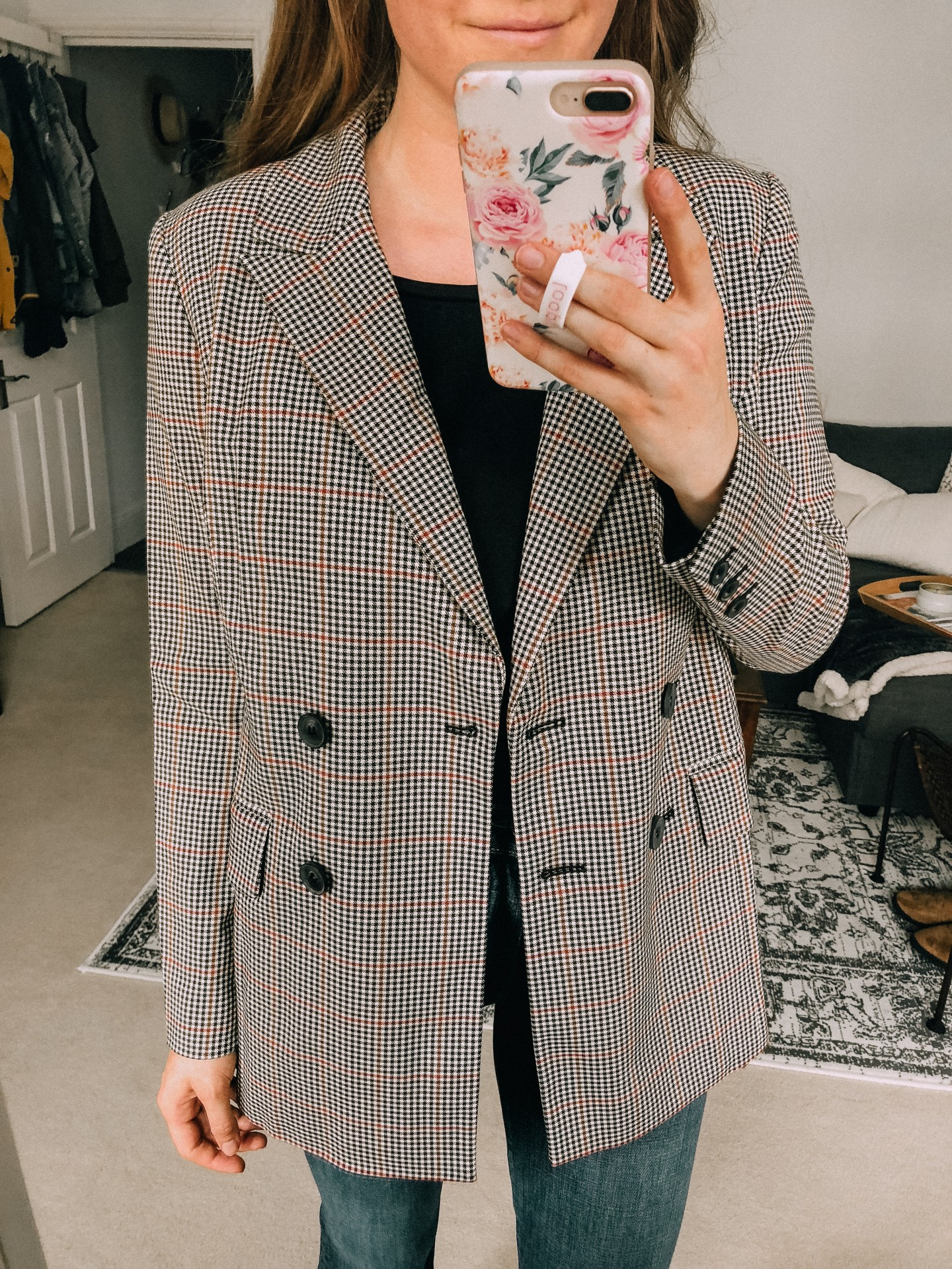 Lifestyle blogger Mollie Moore shares a Nordstrom Anniversary Sale try on haul featured by popular London style blogger, Mollie Moore