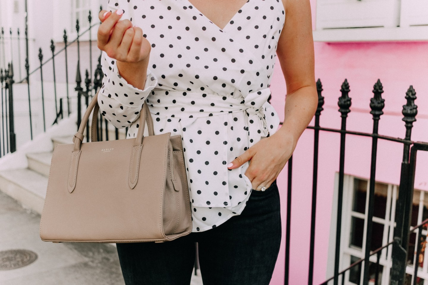 Radley London featured by popular London fashion blogger Mollie Moore