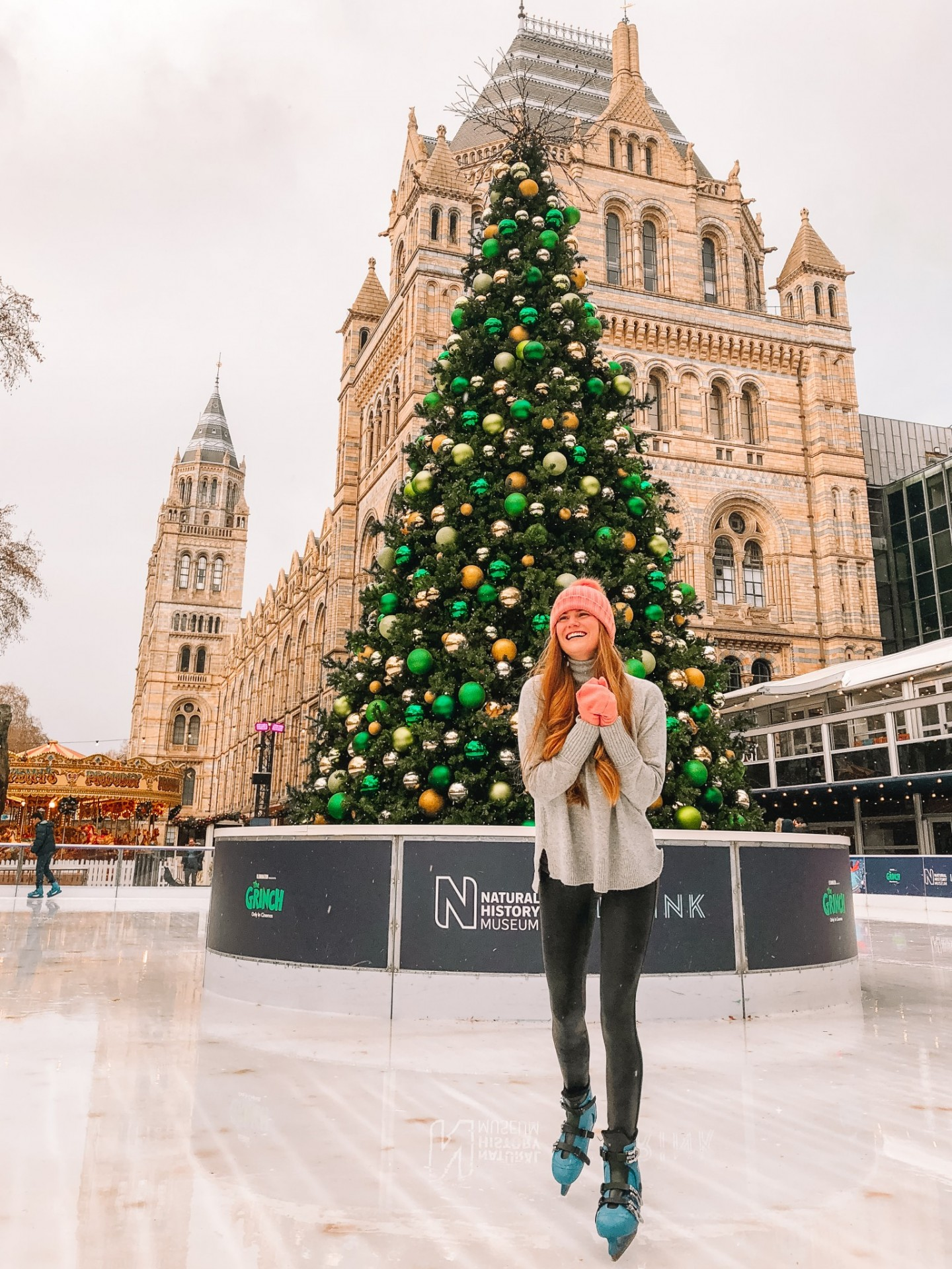 Lifestyle blogger Mollie Moore shares the top things to do in London at Christmas - Travel Guide: Top Things to Do in London at Christmas featured by top London blogger, Mollie Moore