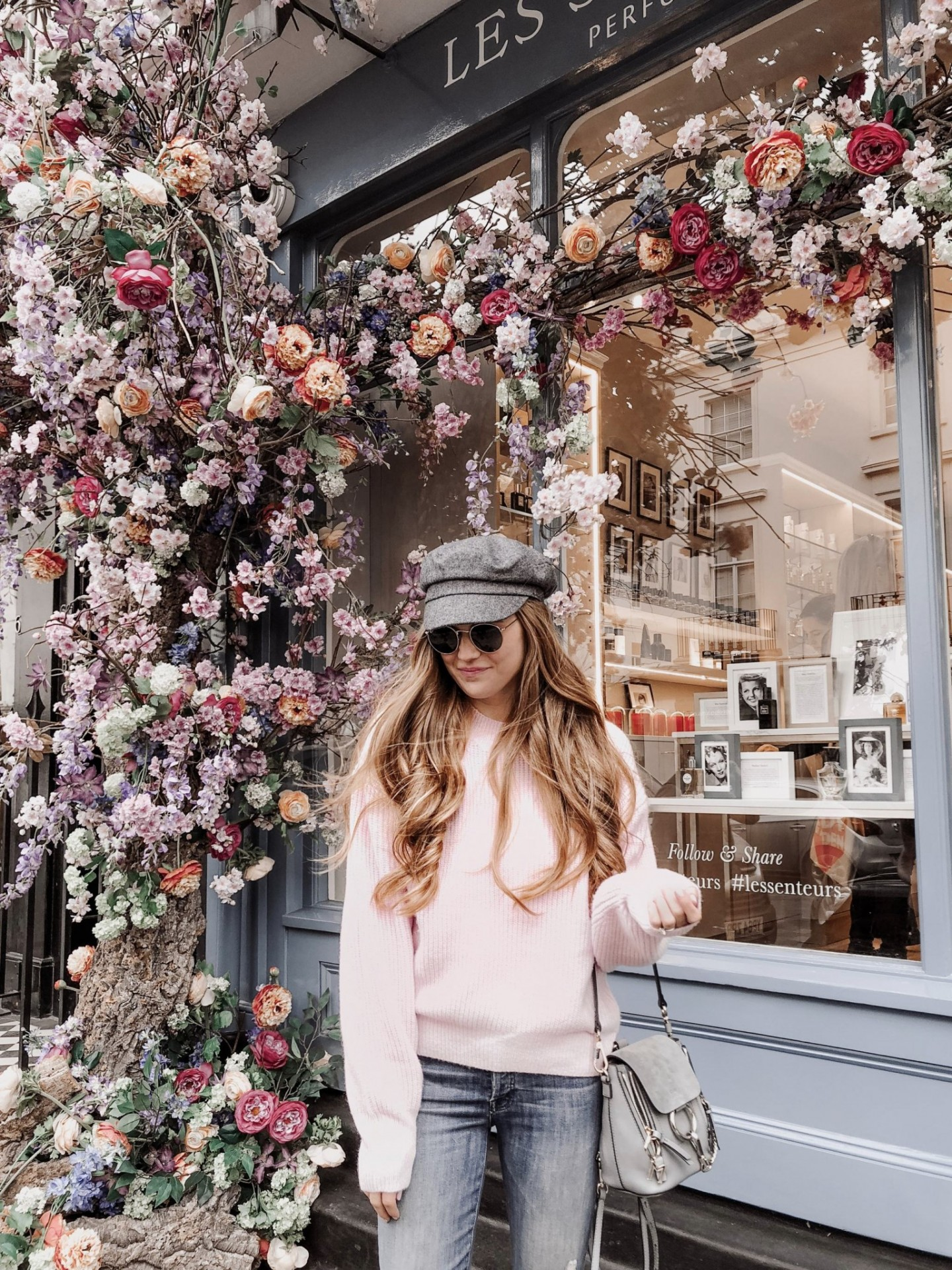 Things to do in London in the Spring featured by top London blogger Mollie Moore