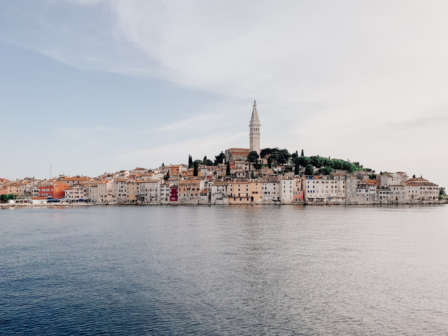 Lifestyle blogger Mollie Moore shares an Istria, Croatia travel guide. | Istria, Croatia Travel guide by popular London fashion and travel blogger Mollie Moore: image of Istria, Croatia and the Adriatic Sea.