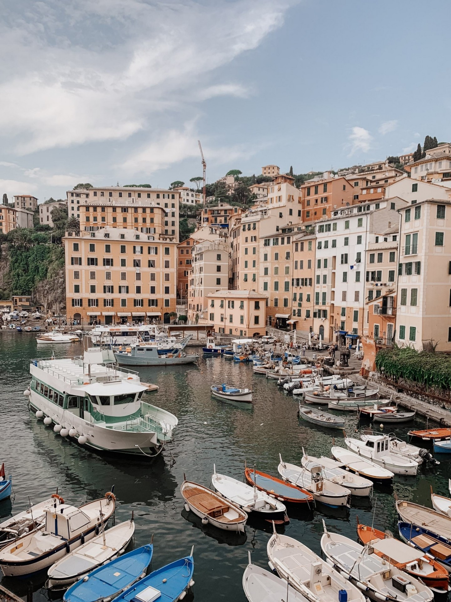 Lifestyle blogger Mollie Moore shares a Portofino Travel Guide | Travel Guide: Best Things to do in Portofino Italy by popular international travel blogger, Mollie Moore: image of Portofino Italy.