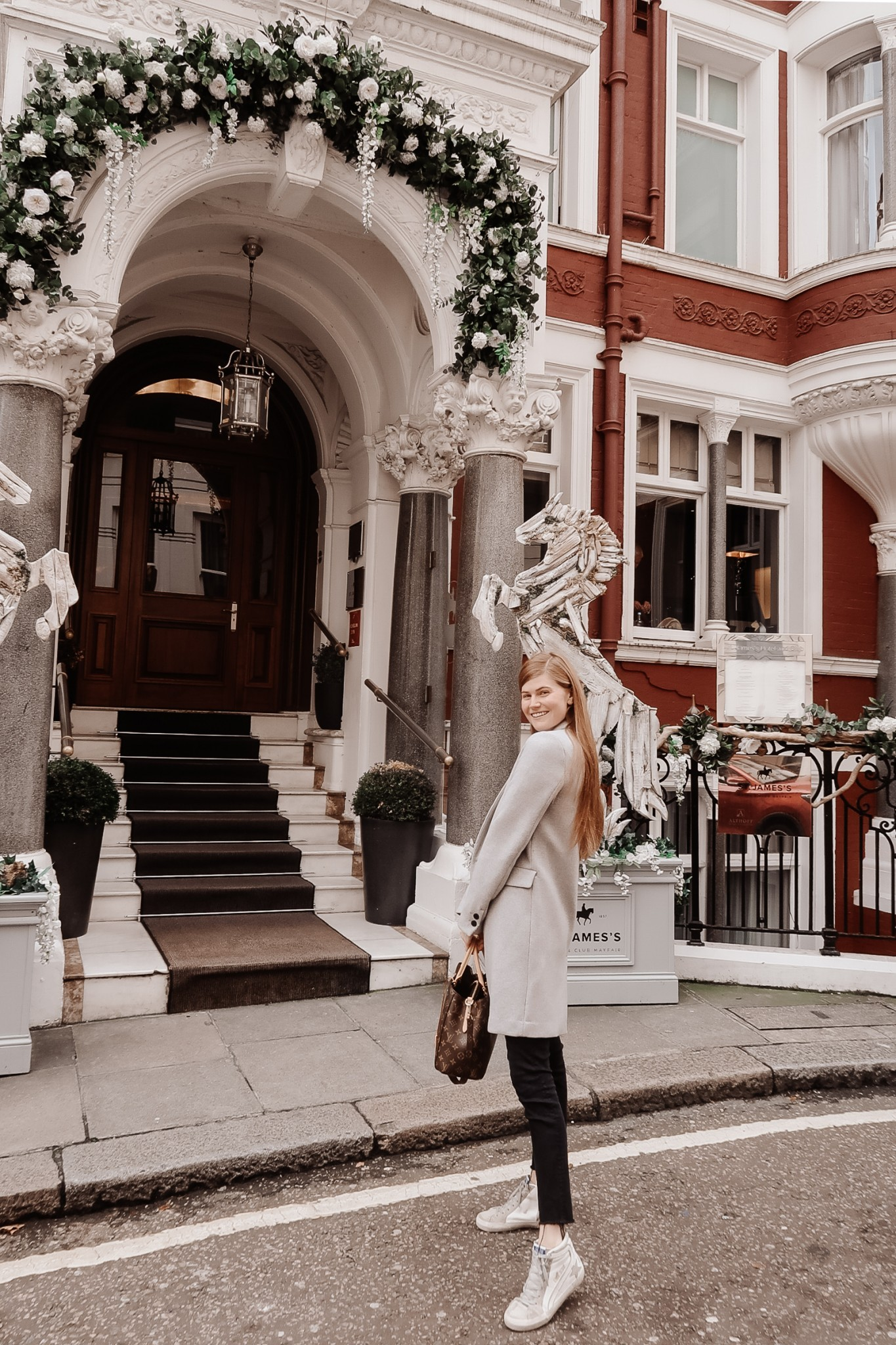 Lifestyle blogger Mollie Moore shares where to stay in London