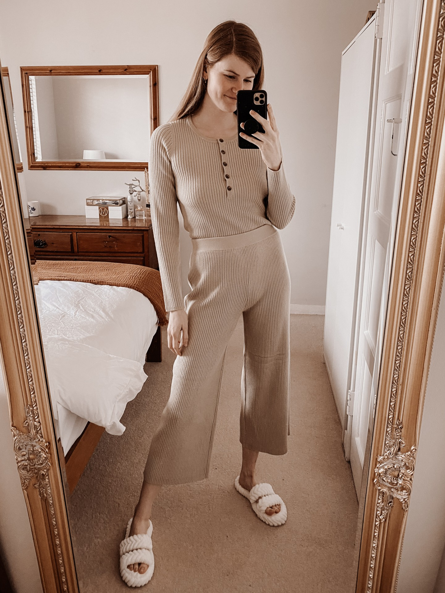 Lifestyle blogger Mollie Moore shares her favorite loungewear