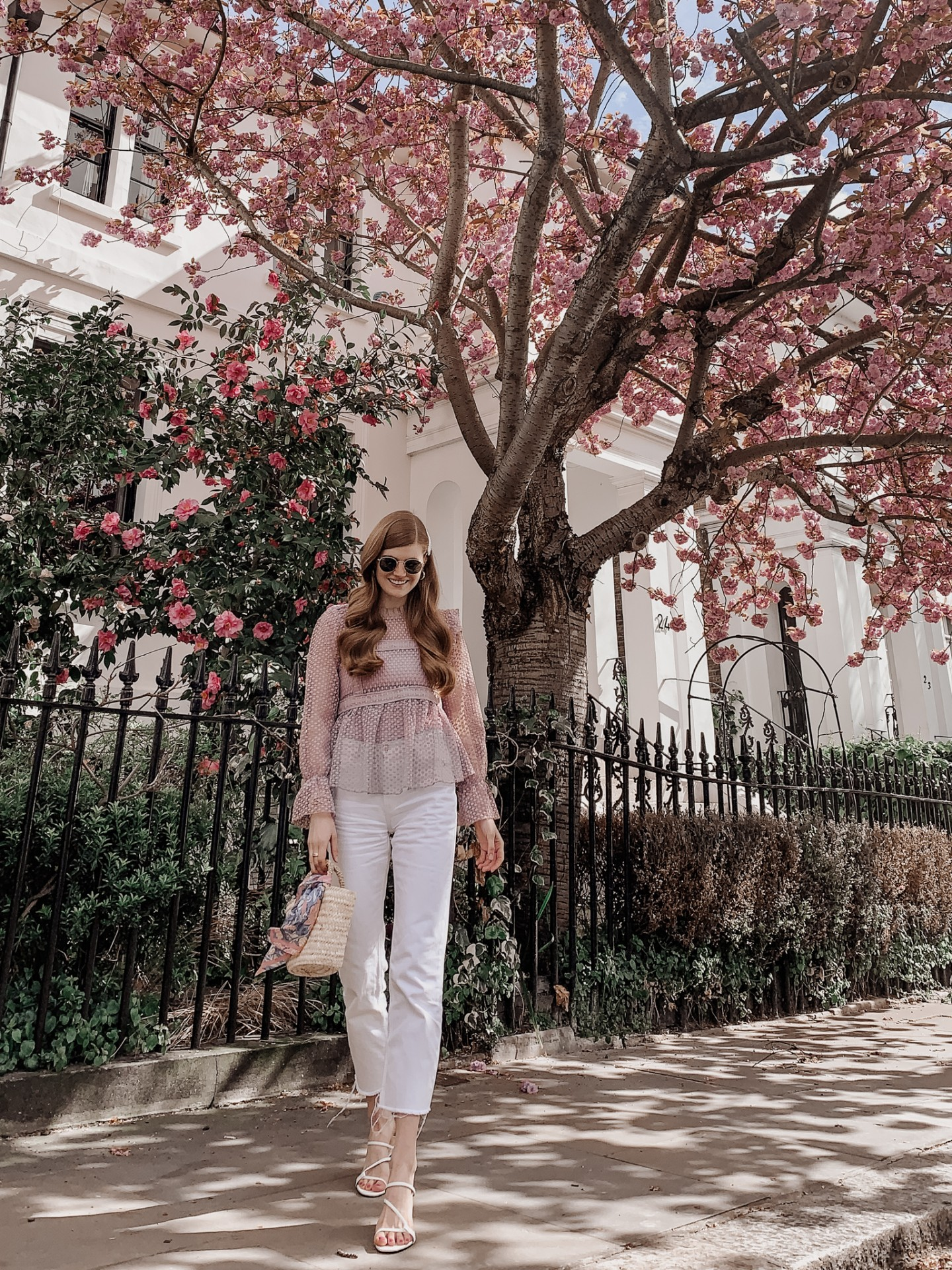 Lifestyle blogger Mollie Moore shares 5 spring looks to recreate this season